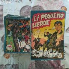 Tebeos: LOTE DE EL PEQUEÑO HEROE DE 85 NUMEROS. Lote 152404886