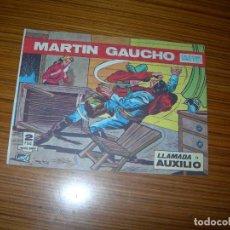 Tebeos: MARTIN GAUCHO Nº 4 EDITA MAGA . Lote 152456574