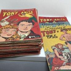 Giornalini: COMICS TONY Y ANITA MAGA LOTE. Lote 153359498
