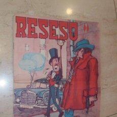 Livros de Banda Desenhada: REVISTA DE HUMOR PARA MAYORES RESESO Nº 17 - MAGA - 1966. Lote 155285594