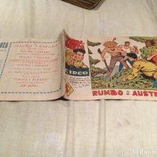 Tebeos: TONY Y ANITA -,Nº39 - RUMBO A AUSTRALIA - EDITORIAL MAGA . Lote 155706130