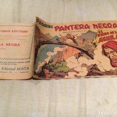 Tebeos: PEQUEÑO PANTERA NEGRA - Nº 128 - EL REINO DE LAS ÁGUILAS - EDITORIAL MAGA. Lote 155706842