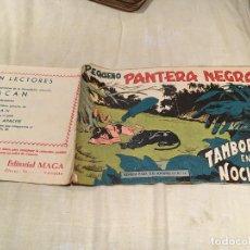 Tebeos: PEQUEÑO PANTERA NEGRA - Nº 133 - TAMBORES EN LA NOCHE- EDITORIAL MAGA. Lote 155707242