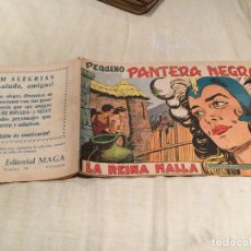 Tebeos: PEQUEÑO PANTERA NEGRA - Nº 139 - LA REINA MALLA - EDITORIAL MAGA. Lote 155707898