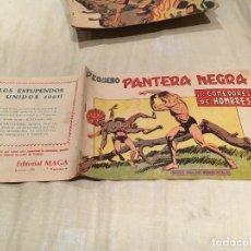 Tebeos: PEQUEÑO PANTERA NEGRA - Nº 160 - LOS COMEDORES DE HOMRES - EDITORIAL MAGA. Lote 155708582