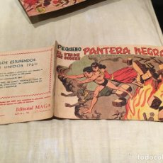 Tebeos: PEQUEÑO PANTERA NEGRA - Nº 165 -.EL FIN DE LOS DIOSES - EDITORIAL MAGA. Lote 155708766