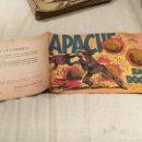 Tebeos: APACHE 1º SERIE Nº54 - SAM ROCKY - EDITORIAL MAGA . Lote 155719890