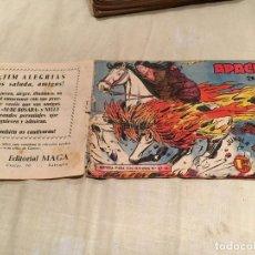 Tebeos: APACHE 2ª SERIE Nº6 - LA PRUEBA DE FUEGO - EDITORIAL MAGA. Lote 155720654
