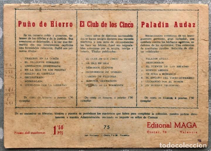 Tebeos: ESCASO Y DIFÍCIL!! DAN BARRY EL TERREMOTO 75 MAGA. ÚNICO EN TODOCOLECCIÓN - Foto 14 - 155873238