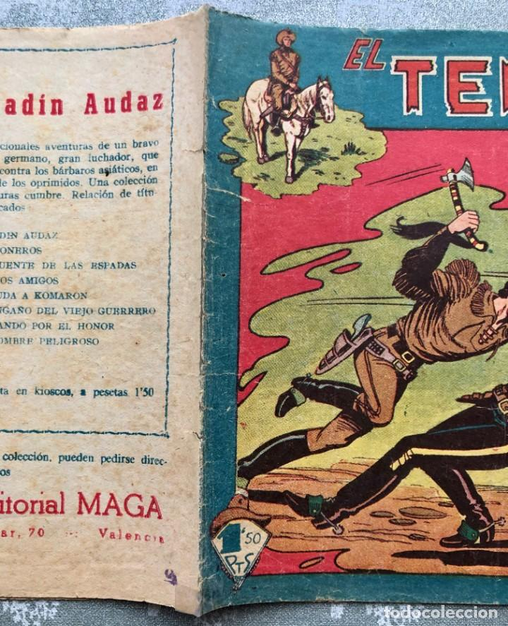 Tebeos: ESCASO Y DIFÍCIL!! DAN BARRY EL TERREMOTO 75 MAGA. ÚNICO EN TODOCOLECCIÓN - Foto 16 - 155873238