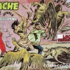Tebeos: APACHE -II- Nº 27 -LUCHA DESESPERADA-1960-GRAN CLAUDIO TINOCO-BUENO-DIFÍCIL-LEAN-0592. Lote 156752798