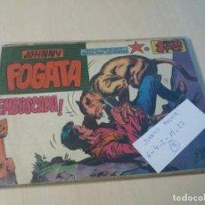 Tebeos: LOTE 5 TEBEOS COMICS EDICIONES MAGA JOHNNY FOGATA ORIGINAL. Lote 156816642