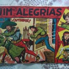 Tebeos: JIM ALEGRIAS Nº 11. Lote 157795818