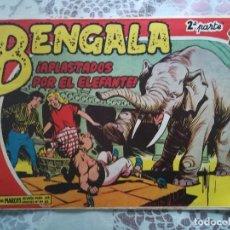 Livros de Banda Desenhada: BENGALA SEGUNDA Nº 5. Lote 157835638