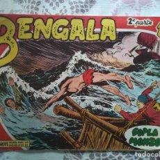 Livros de Banda Desenhada: BENGALA SEGUNDA Nº 4. Lote 157835842