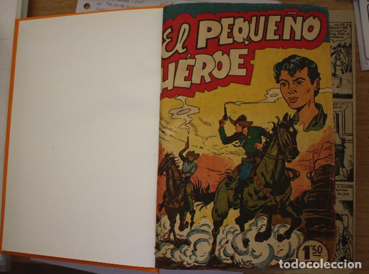 EL PEQUEÑO HEROE - COMPLETA ENCUADERNADA (Tebeos y Comics - Maga - Pequeño Héroe)