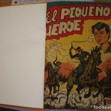 Tebeos: EL PEQUEÑO HEROE - COMPLETA ENCUADERNADA. Lote 157839158