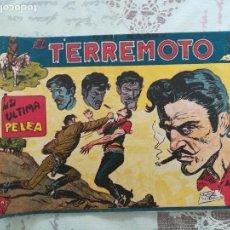 Tebeos: DAN BARRY EL TERREMOTO Nº 57. Lote 158131486