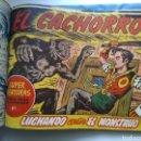 Tebeos: TEBEOS ANTIGUOS/EL CACHORRO PANTERA NEGRA ETC.. Lote 159029640