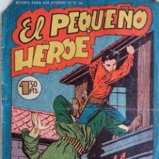 Tebeos: COLECCIÓN EL PEQUEÑO HÉROE Nº 50 - LA ESPÍA DE SAN FRANCISCO. Lote 159051378