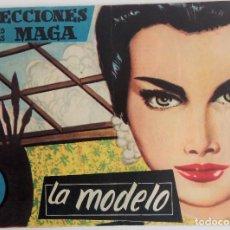 Tebeos: COLECCIONES MAGA Nº 4 - LA MODELO. Lote 159055894