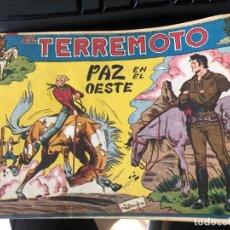 Tebeos: DAN BARRY TERREMOTO COLECCION COMPLETA SE VENDEN SUELTOS. Lote 159207834