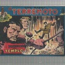 Tebeos: DAN BARRY EL TERREMOTO 45 ORIGINAL. Lote 159682186