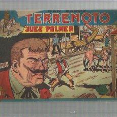 Tebeos: DAN BARRY EL TERREMOTO 12 ORIGINAL. Lote 159683030