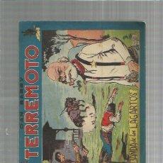 Tebeos: DAN BARRY EL TERREMOTO 55 ORIGINAL. Lote 159685666
