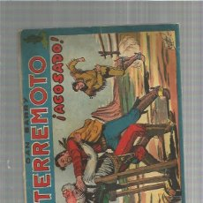 Tebeos: DAN BARRY EL TERREMOTO ACOSADO. Lote 159685818