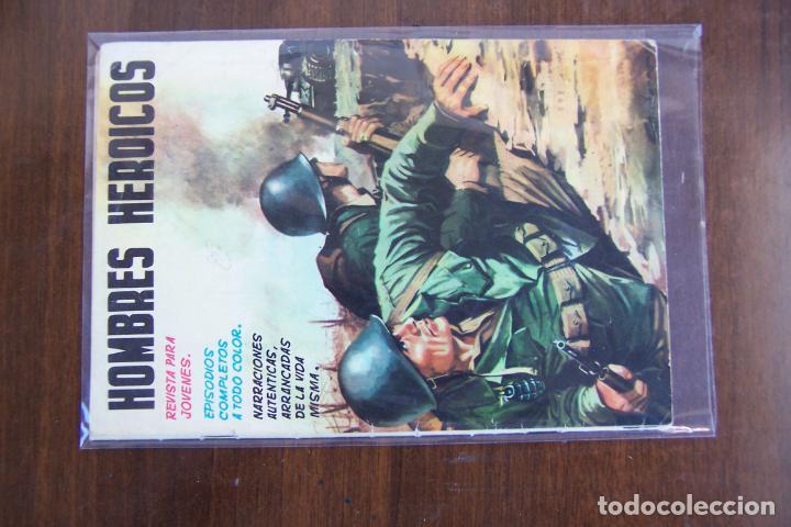 Tebeos: maga pequeño héroe y sus series don z- hombres heroicos - Foto 17 - 35237005