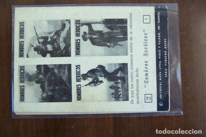 Tebeos: maga pequeño héroe y sus series don z- hombres heroicos - Foto 18 - 35237005