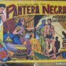 Tebeos: PANTERA NEGRA - MENSAJE SANGRIENTO Nº18. Lote 160456086