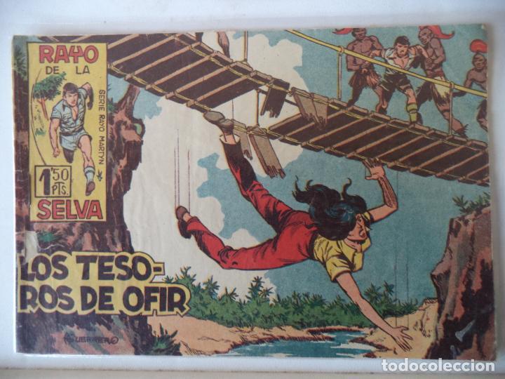 RAYO DE LA SELVA Nº 4 MAGA ORIGINAL (Tebeos y Comics - Maga - Rayo de la Selva)