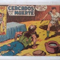 Tebeos: RAYO DE LA SELVA Nº 3 MAGA ORIGINAL. Lote 160610078
