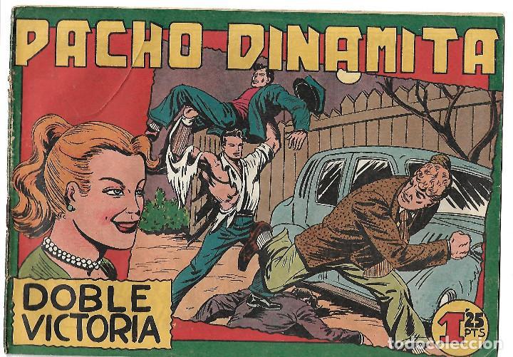 PACHO DINAMITA - ORIGINAL - 76 TEBEOS - SUELTOS PREGUNTAR ESTADO Y PRECIO (Tebeos y Comics - Maga - Pacho Dinamita)