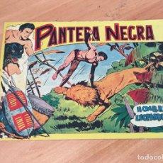 Tebeos: PANTERA NEGRA Nº 3 (ORIGINAL MAGA) 1,25 PTAS (COIM27). Lote 161879806