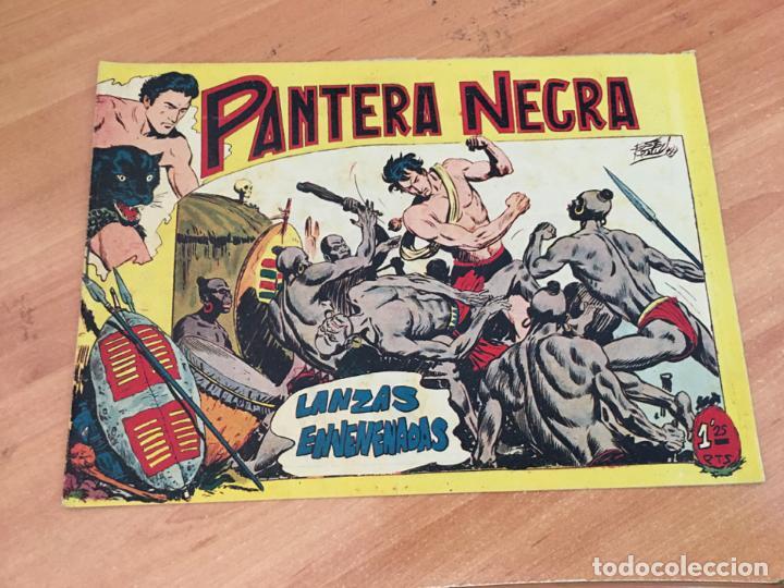 PANTERA NEGRA Nº 2 (ORIGINAL MAGA) 1,25 PTAS (COIM27) (Tebeos y Comics - Maga - Pantera Negra)