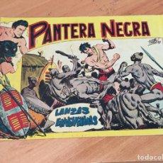 Tebeos: PANTERA NEGRA Nº 2 (ORIGINAL MAGA) 1,25 PTAS (COIM27). Lote 161880134
