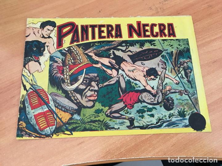 PANTERA NEGRA Nº 1 (ORIGINAL MAGA) (COIM27) (Tebeos y Comics - Maga - Pantera Negra)
