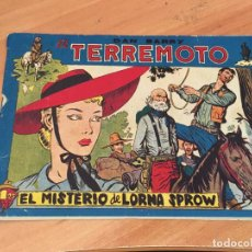 Giornalini: DAN BARRY EL TERREMOTO Nº 54 EL MISTERIO DE LORNA SPROW Nº 17 (ORIGINAL SIMBOLO) (COIM27). Lote 161897266