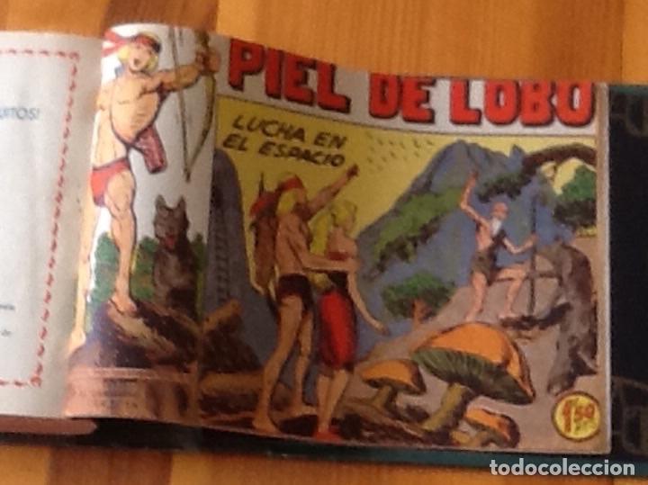 Tebeos: PIEL DE LOBO, ORIGINAL COMPLETA: del 1 al 19 SUELTOS, DEL 20 al 90 ENCUADERNADOS EN UN TOMO - Foto 4 - 162590710