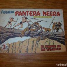 Livros de Banda Desenhada: PEQUEÑO PANTERA NEGRA Nº 198 EDITA MAGA . Lote 162899366