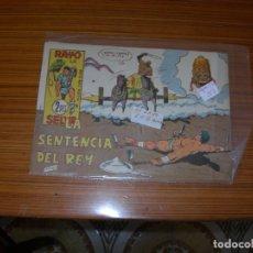 Tebeos: RAYO DE LA SELVA Nº 76 EDITA MAGA. Lote 162937494