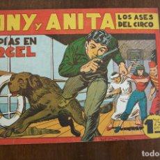 Giornalini: TONY Y ANITA Nº 23. Lote 162943722