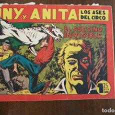 Giornalini: TONY Y ANITA Nº 27. Lote 162944102