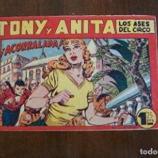 Tebeos: TONY Y ANITA Nº 81. Lote 162951202