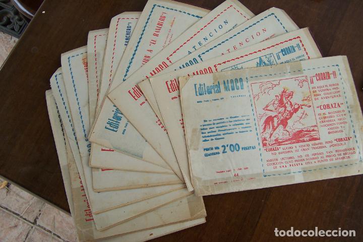 Tebeos: maga los tres bill y sus series hacha y espada-aquiles-imbatidos etc. - Foto 16 - 35237705