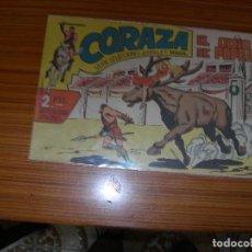Tebeos: CORAZA Nº 24 EDITA MAGA . Lote 163074022