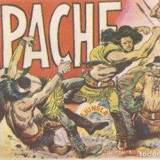Tebeos: APACHE Nº 2 TEBEO ORIGINAL 1958 UN AMIGO LEAL EDITORIAL MAGA MUY BUEN ESTADO MIRA !!. Lote 163345866